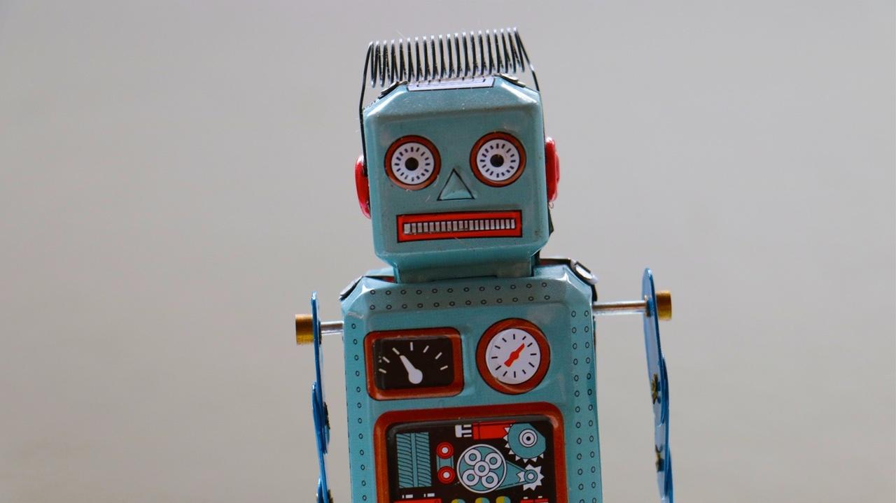 robot sympa