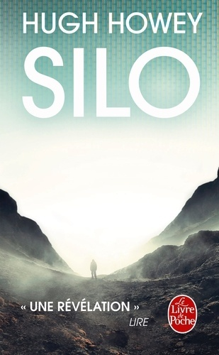 couverture du livre Silo de Hugh Howey en livre de poche
