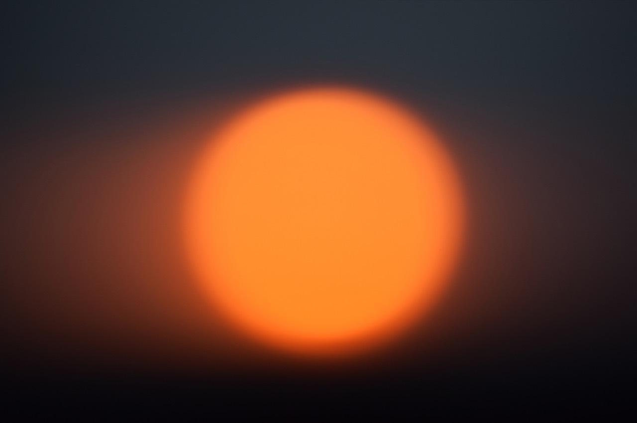 planete feu mars