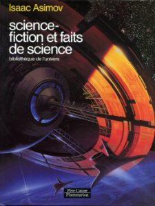 science-fiction et faits de science - Asimov