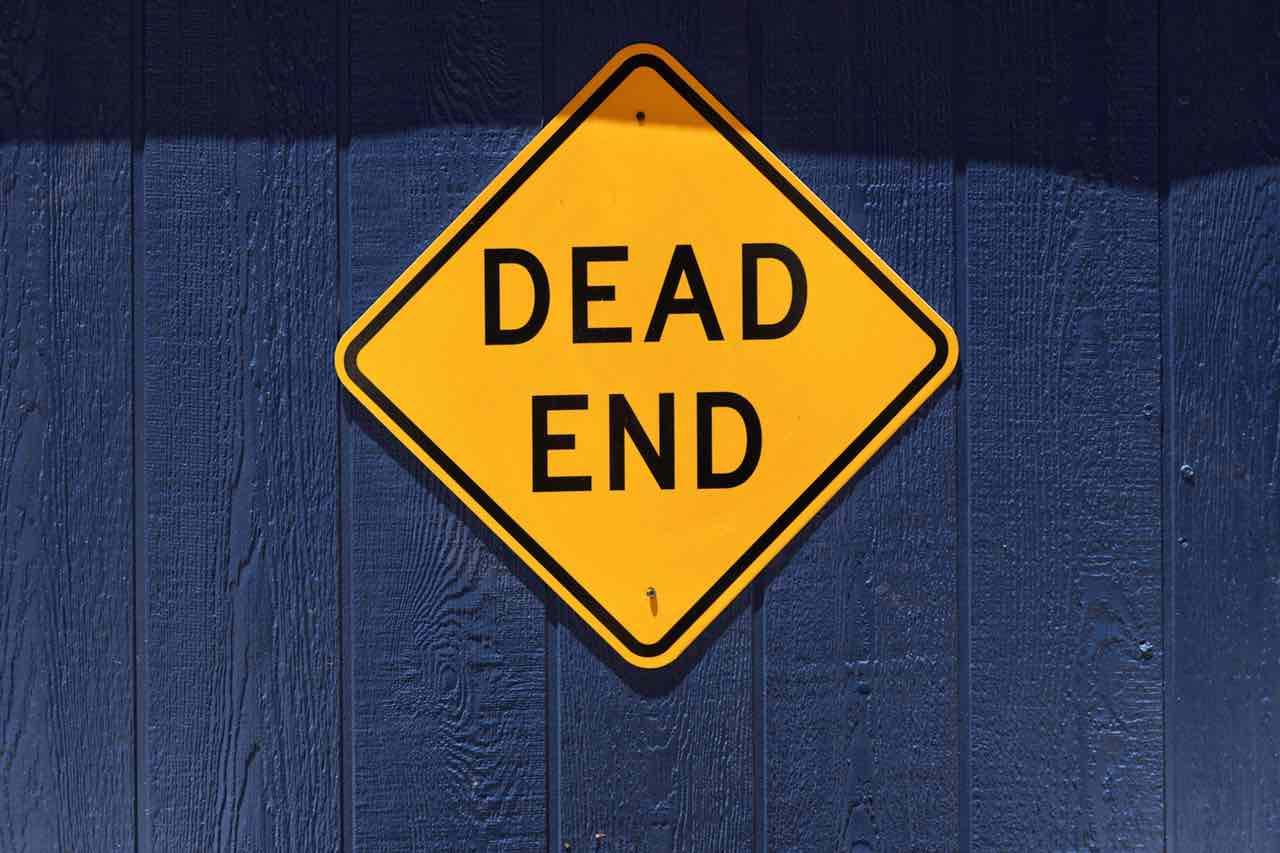 terminus dead end