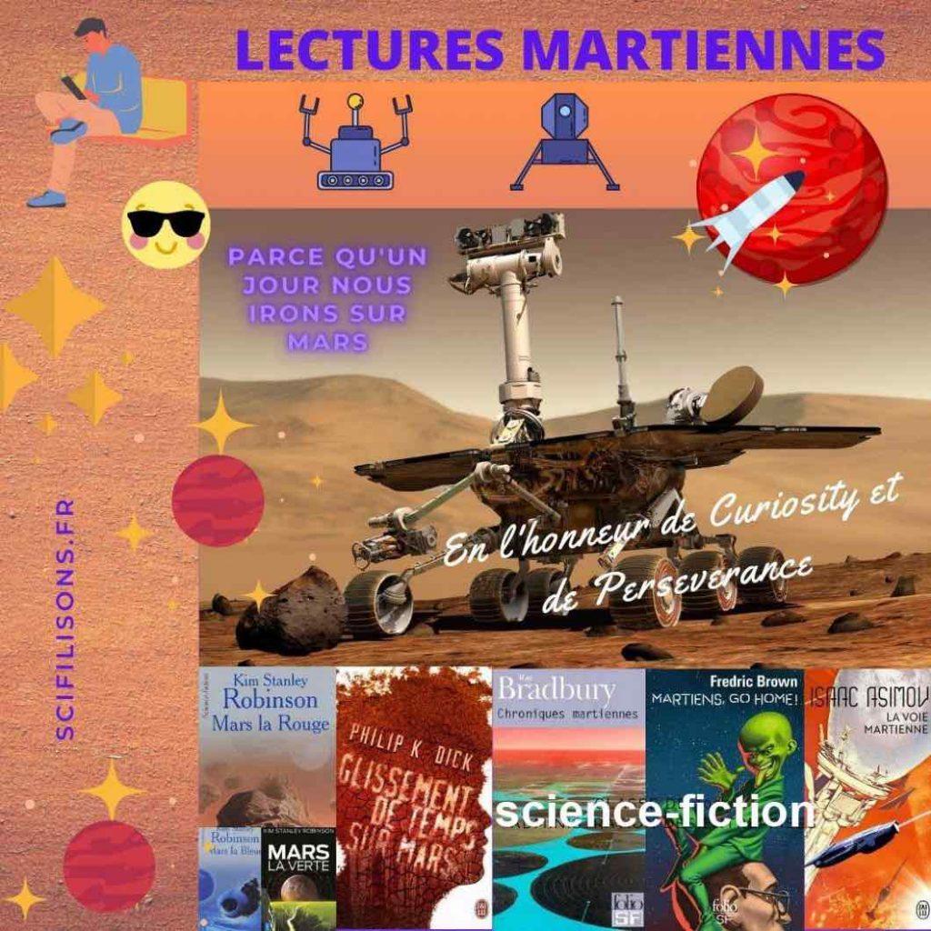 lectures martiennes-scifilisons