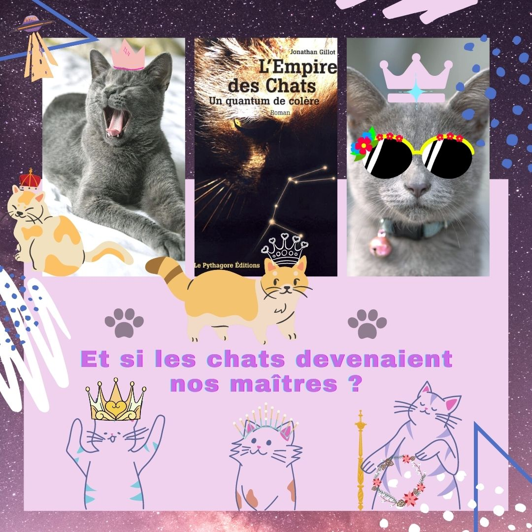 Empire des chats - Scifilisons