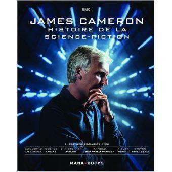 Livre histoire de la science-fiction - James Cameron