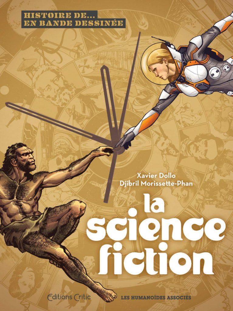 histoire de la SF en BD