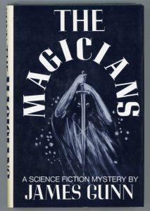 the magicians-Gunn-First edition