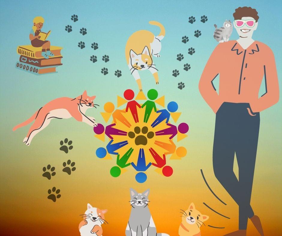 Image pour article - les chats sont éternels