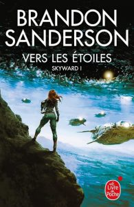 skyward tome 1 - Brandon Sanderson - Livre de Poche