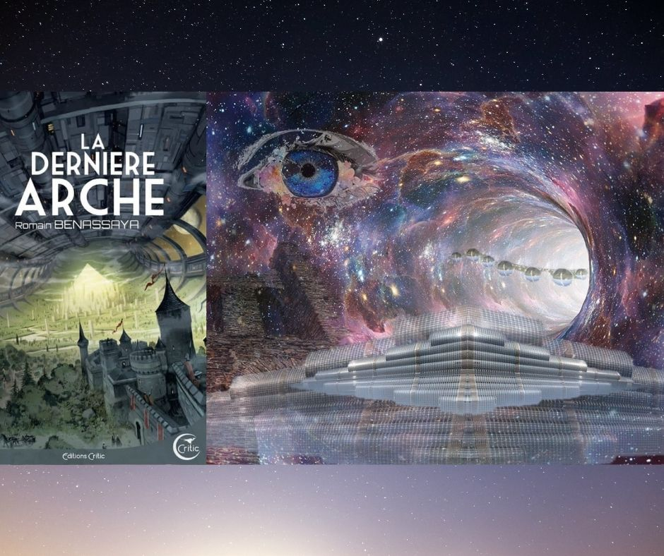 Photomontage2 pour roman La dernière arche