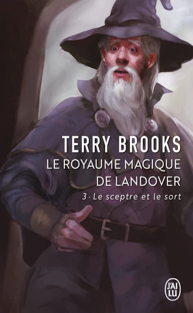 Le sceptre et le sort de Terry Brooks - Landover Tome 3