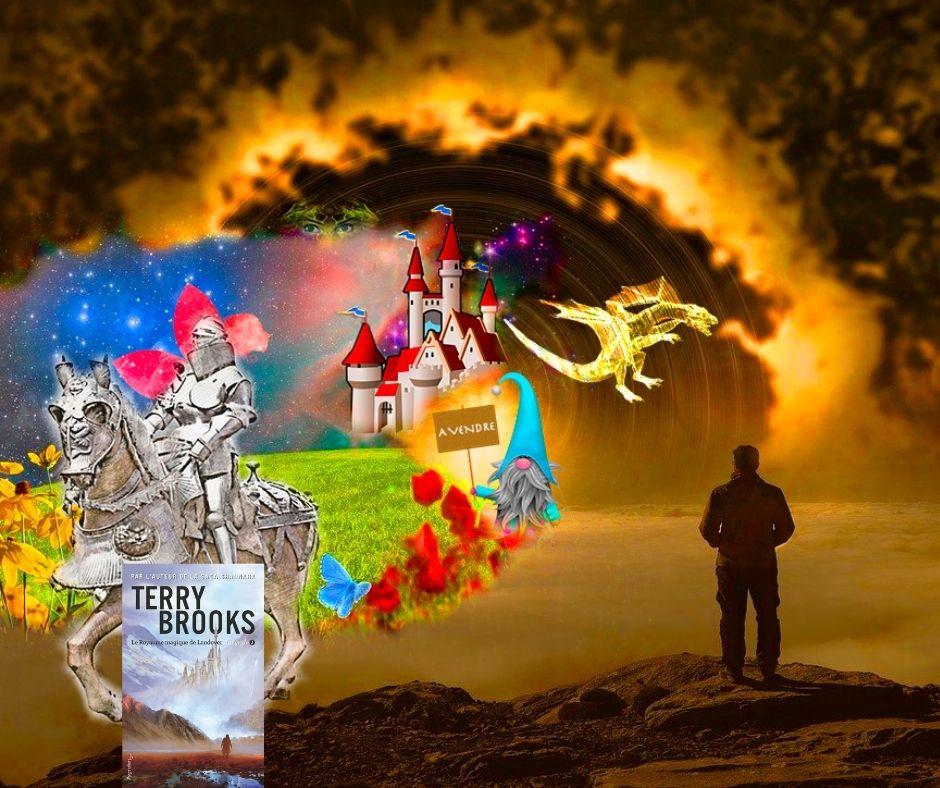 Présentation série Le Royaume magique de Landover de Terry Brooks - Scifilisons