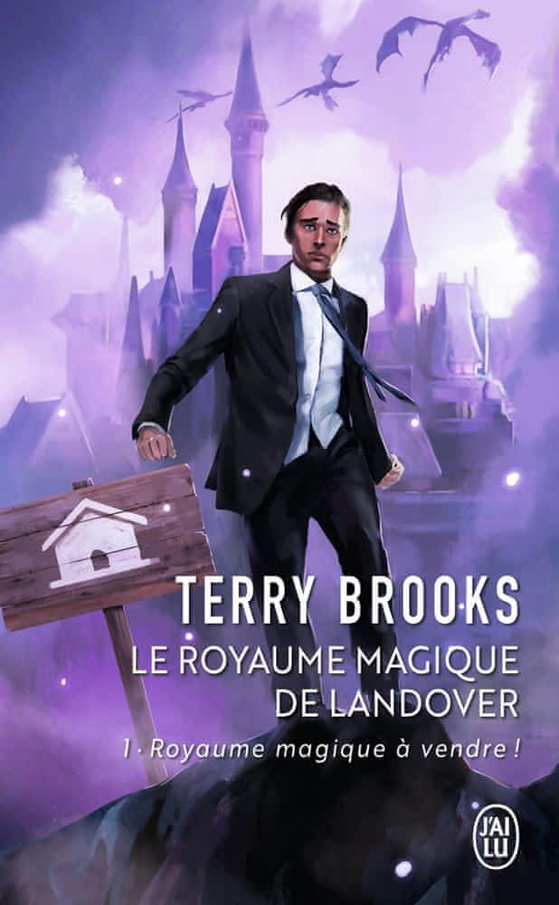 royaume magique à vendre de Terry Brooks - Landover Tome 1 - J'ai Lu
