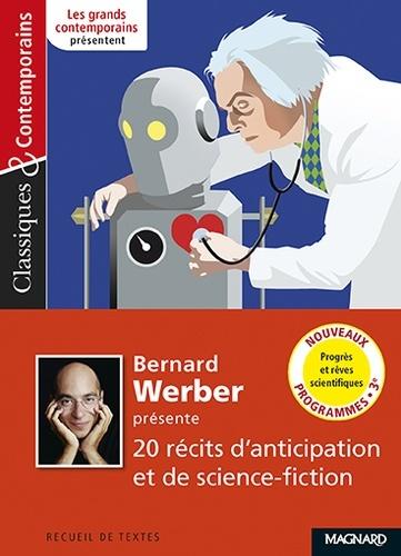 20 récits anticipation et SF - Werber - Magnard