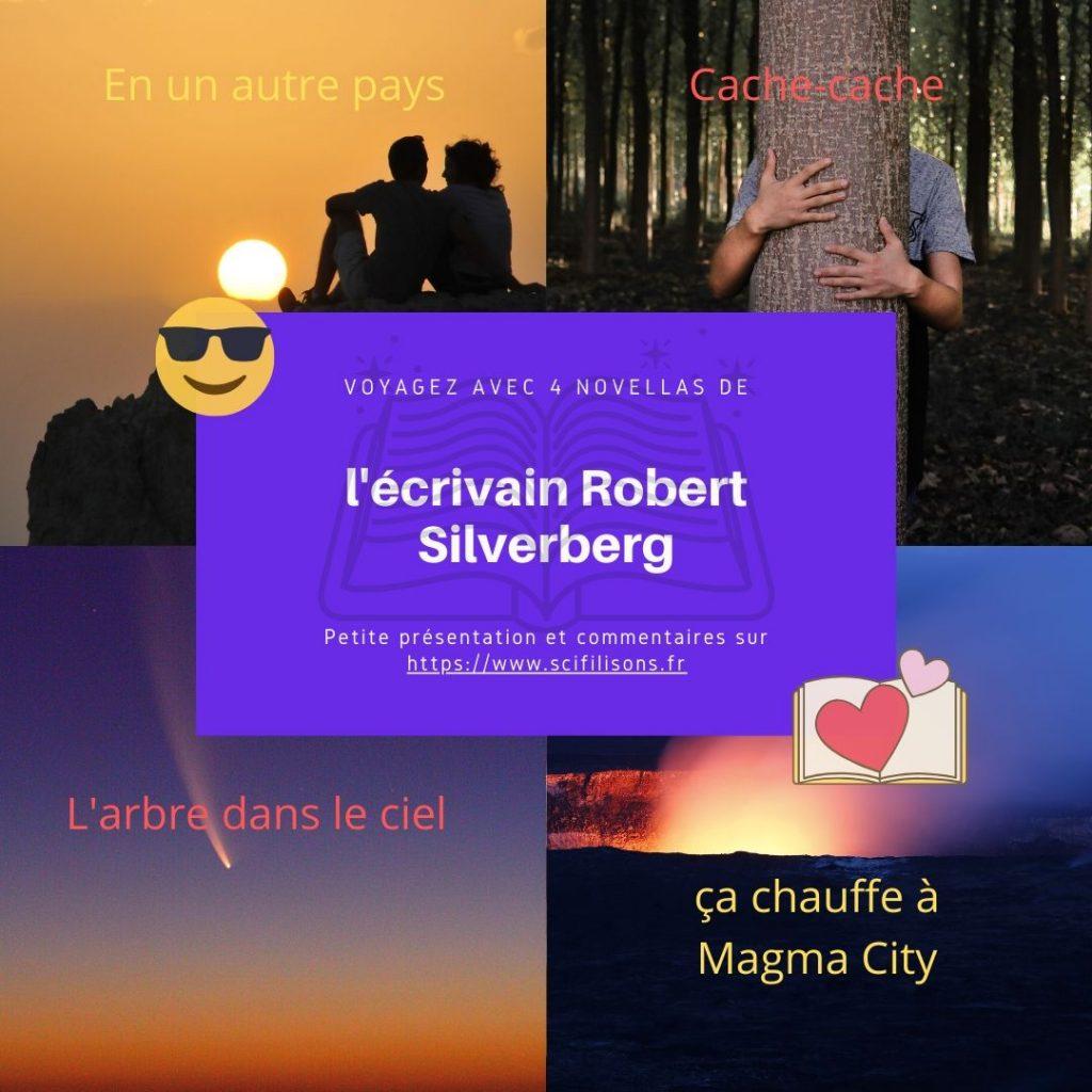 quatre nouvelles de silverberg