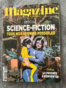 Nouveau Magazine littéraire mai 2020 spécial SF