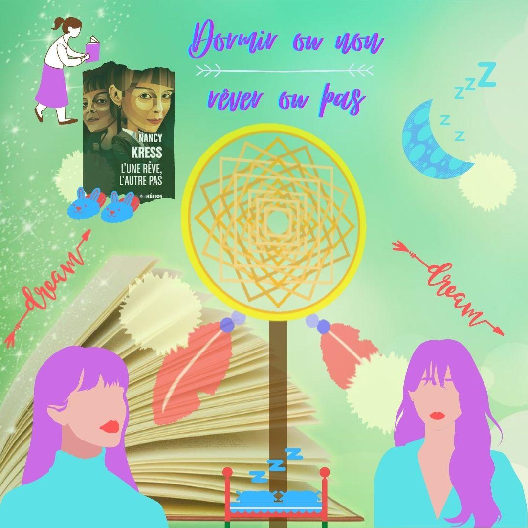 article rêve roman Nancy Kress