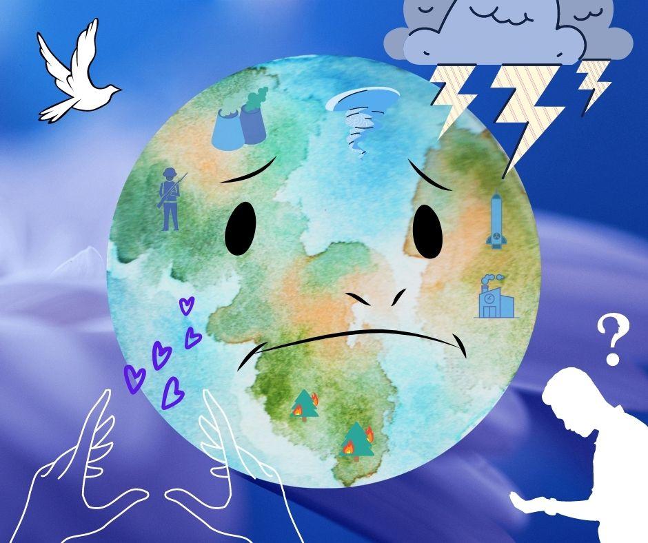 planète malade