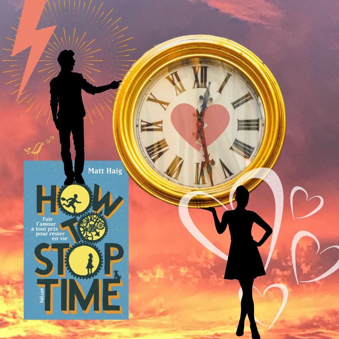 stop time arrêter le temps