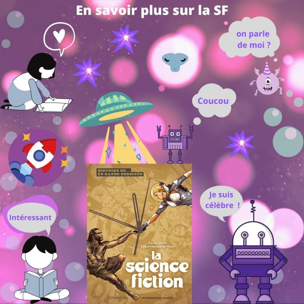 Article - Histoire de la SF en BD - Dollo - M-Phan