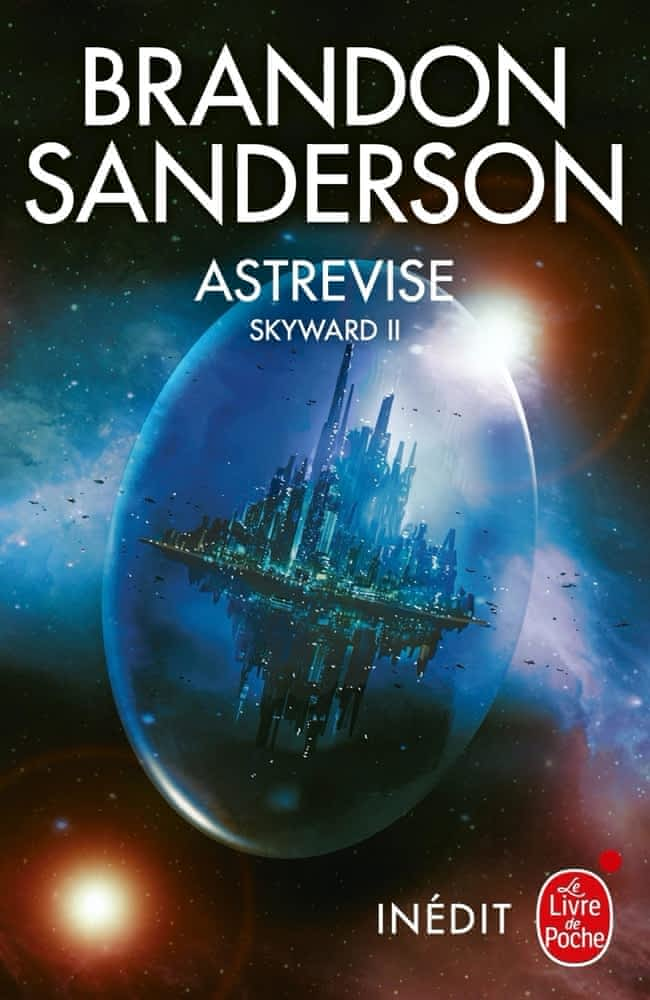 skyward Tome 2 - Brandon Sanderson - Livre de Poche